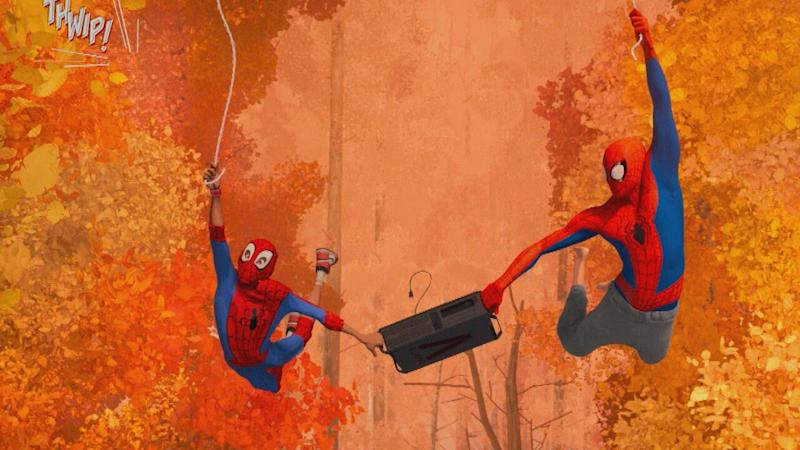'Spider-Man: Into the Spider-Verse' Sequel Announced for April 2022