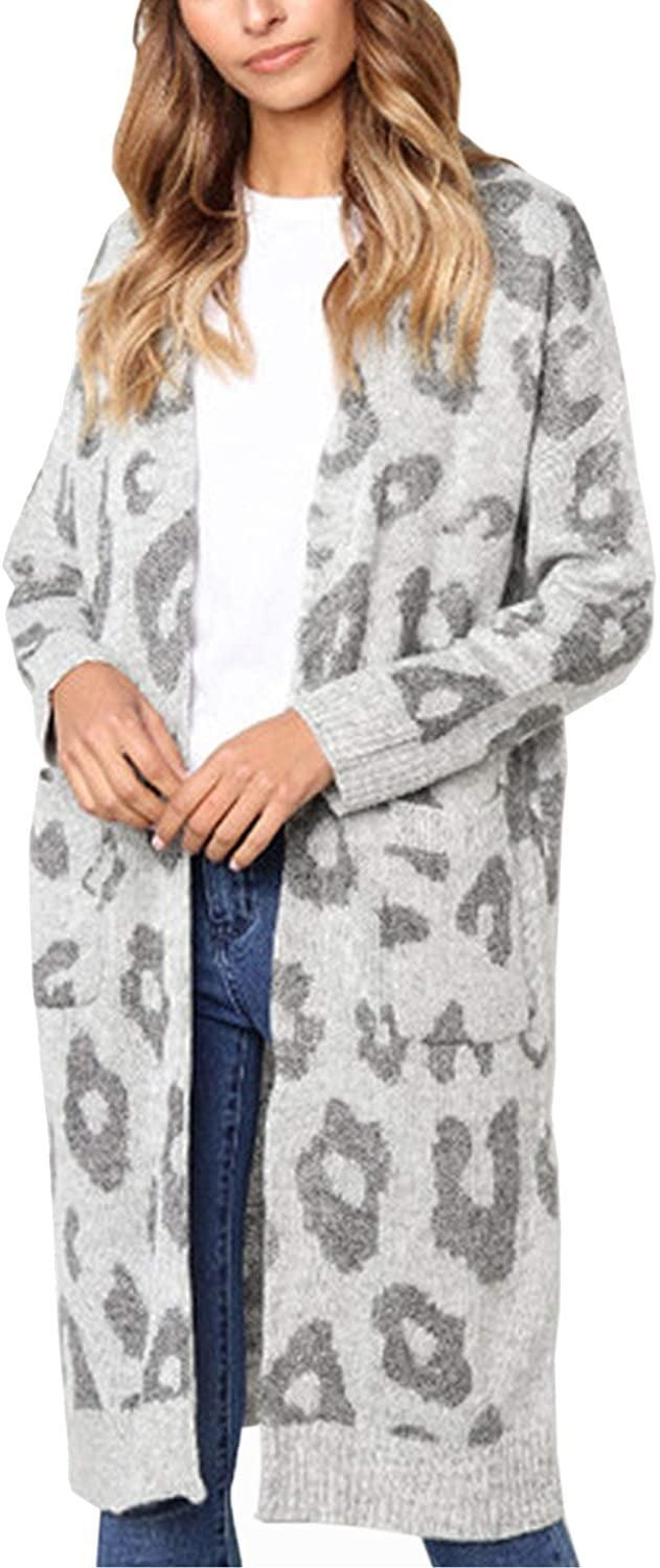 <p>Stay warm in this <span>Angashion Leopard Cardigan</span> ($32, originally $39).</p>