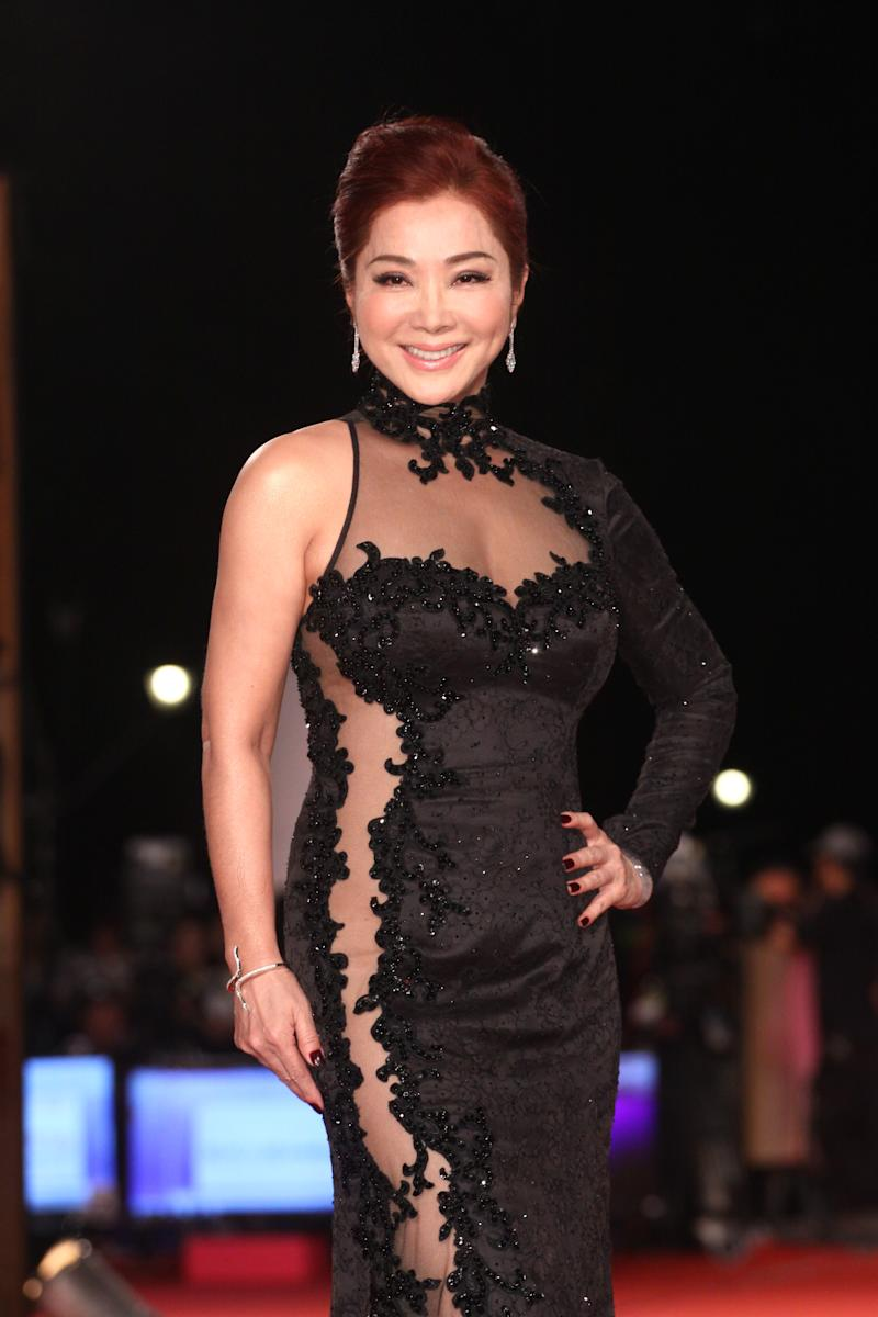 Chen Meifen is one of Taiwan's favourite actress. Photo: Getty Images