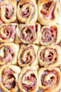 """<p>Why does Christmas dinner get all the fun? Serve these delectable ham and cheese rollups at <a href=""""https://www.countryliving.com/food-drinks/g1557/christmas-brunch-menu/"""" rel=""""nofollow noopener"""" target=""""_blank"""" data-ylk=""""slk:Christmas brunch"""" class=""""link rapid-noclick-resp"""">Christmas brunch</a> this year.</p><p><strong>Get the recipe at <a href=""""https://www.highheelsandgrills.com/baked-ham-and-cheese-rollups/"""" rel=""""nofollow noopener"""" target=""""_blank"""" data-ylk=""""slk:High Heels and Grills"""" class=""""link rapid-noclick-resp"""">High Heels and Grills</a>.</strong></p><p><a class=""""link rapid-noclick-resp"""" href=""""https://www.amazon.com/OXO-Grips-Freezer-Oven-Baking/dp/B019FHD0FK?tag=syn-yahoo-20&ascsubtag=%5Bartid%7C10050.g.4768%5Bsrc%7Cyahoo-us"""" rel=""""nofollow noopener"""" target=""""_blank"""" data-ylk=""""slk:SHOP GLASS BAKING DISHES"""">SHOP GLASS BAKING DISHES</a></p>"""