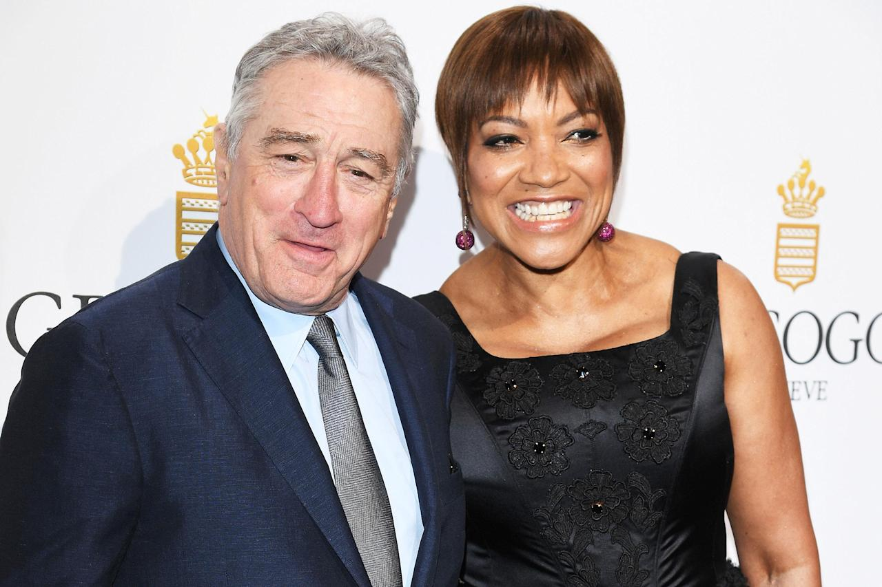 Robert De Niro And Grace Hightower Are Reportedly - HD 1279×853