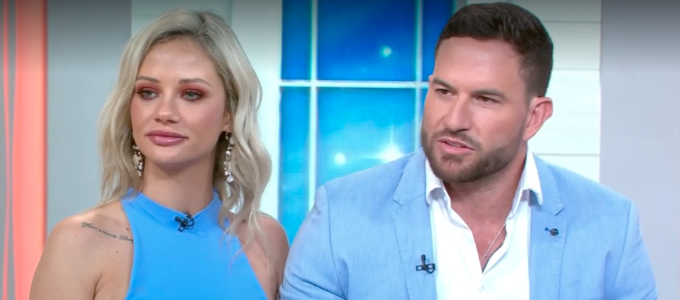 It's been a whopper year for cheating scandals. Photo: Channel Nine