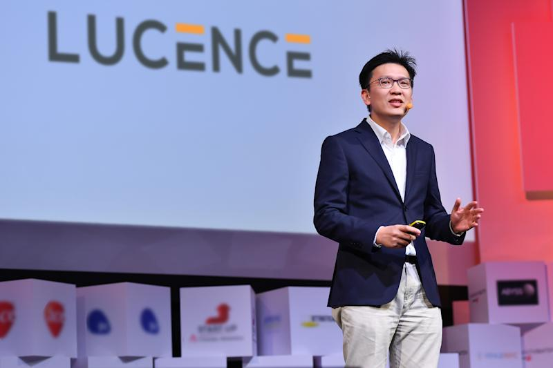 Lucence founder and CEO Dr. Min-Han Tan