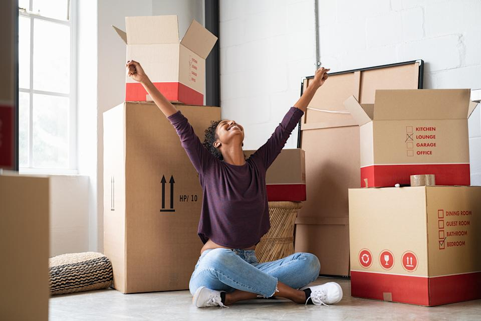 Renting is now cheaper than buying for the first time in six years. (Getty Images)