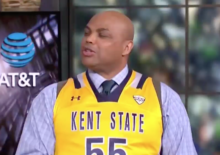 Charles Barkley is openly rooting against UCLA.