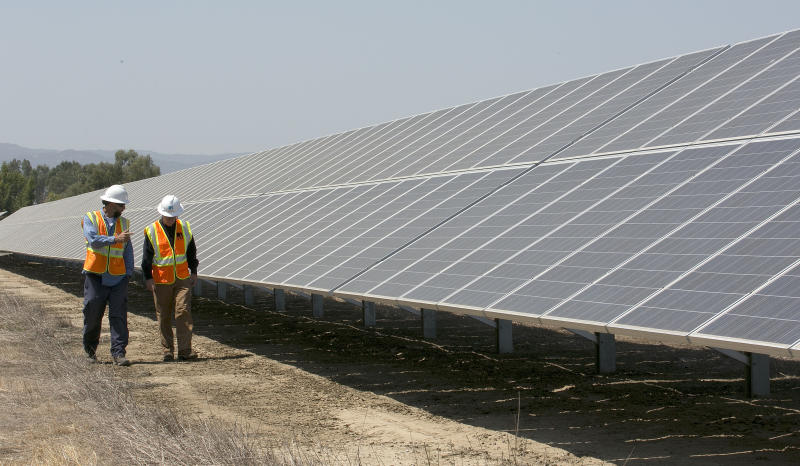 Trade panel says low-cost solar imports hurt US companies