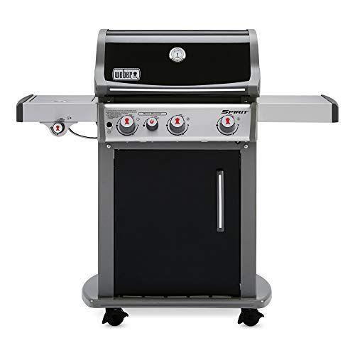 """<p><strong>Weber</strong></p><p>amazon.com</p><p><strong>$669.00</strong></p><p><a href=""""https://www.amazon.com/dp/B016M5A2SQ?tag=syn-yahoo-20&ascsubtag=%5Bartid%7C2089.g.36490432%5Bsrc%7Cyahoo-us"""" rel=""""nofollow noopener"""" target=""""_blank"""" data-ylk=""""slk:Shop Now"""" class=""""link rapid-noclick-resp"""">Shop Now</a></p><p>Serve the perfectly grilled steak with help from the Spirit E-330 gas grill which is currently on sale! This model features a nifty sear station that'll add those mouth-watering sear marks to your meat. Thanks to the grill's convenient side-burner, you can keep sauces warm, cook some sides, or easily heat tortillas.</p>"""