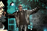 <p>Diddy attends the Mobo awards in London in 1999.</p>