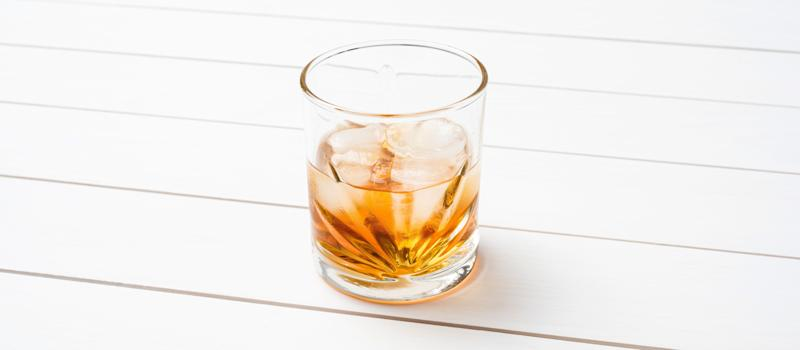 """Not in a mojito, not in a rum and coke --&nbsp;<a href=""""http://www.calorieking.com/foods/calories-in-liquors-spirits-rum-superior-40-alc_f-ZmlkPTkxMjQ4.html"""" target=""""_blank"""">just the straight shot</a>."""