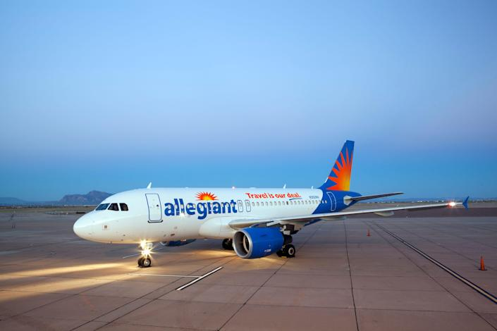 Allegiant is hoping you'll hop a plane for a new remote-work experience.