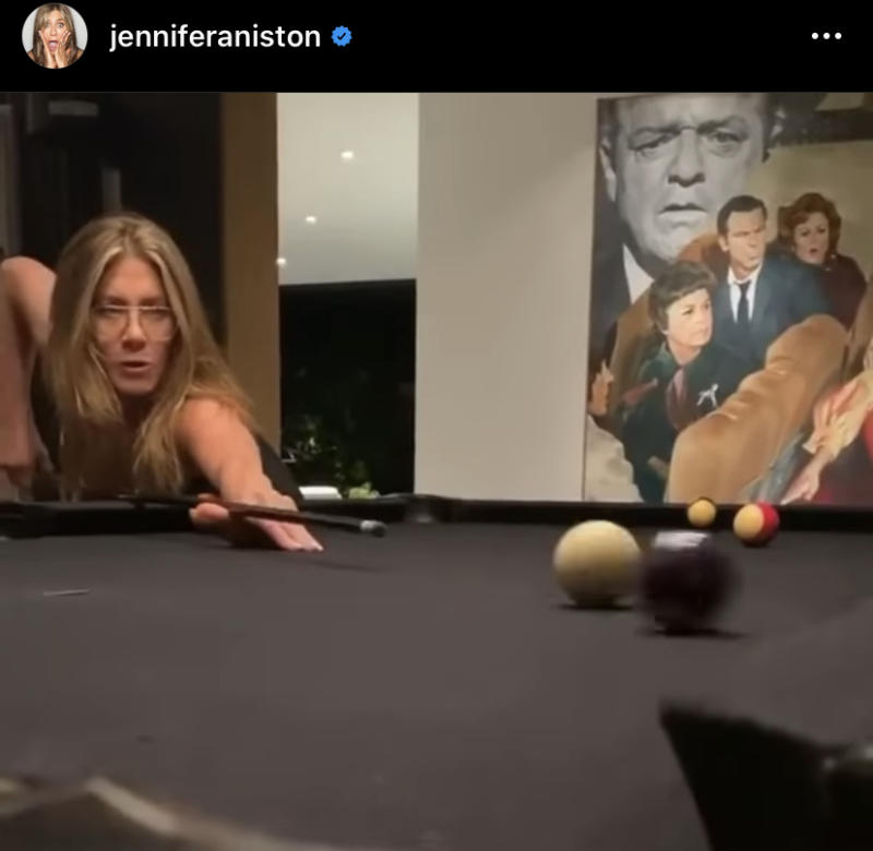 Jennifer Aniston (Instagram)