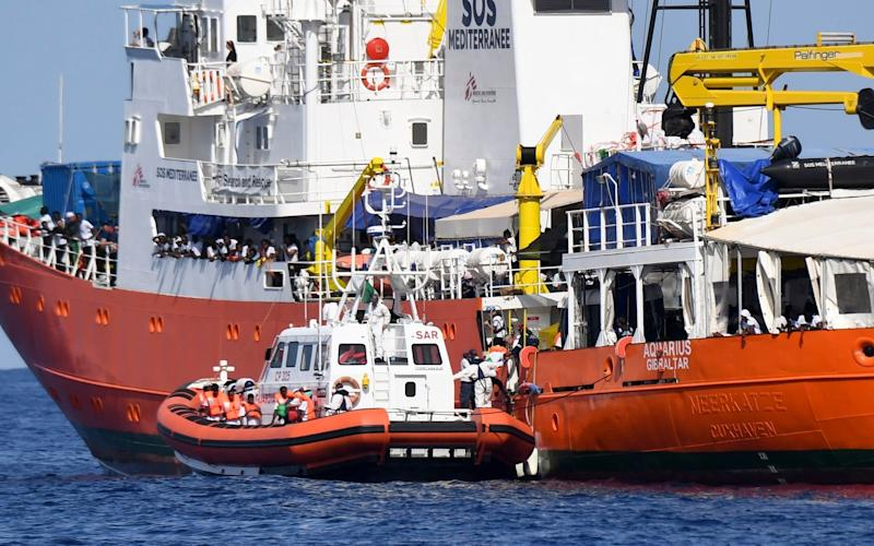 Italy summons French Ambassador amid migrant boat row