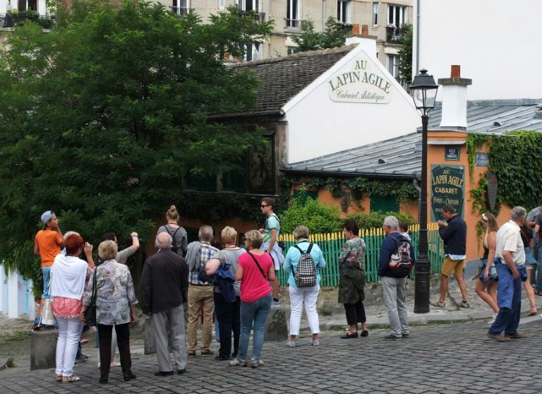 """Au Lapin Agile"" is the last traditional cabaret in Paris' iconic Montmartre district"