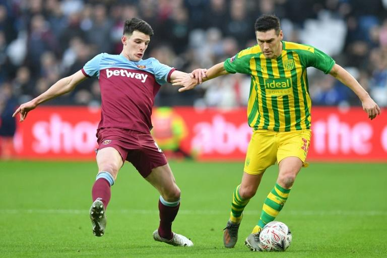 West Ham suffered FA Cup misery against West Brom
