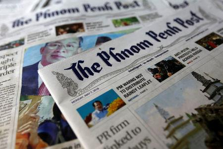 Sale of Cambodian newspaper sparks fears of crackdown on press freedom
