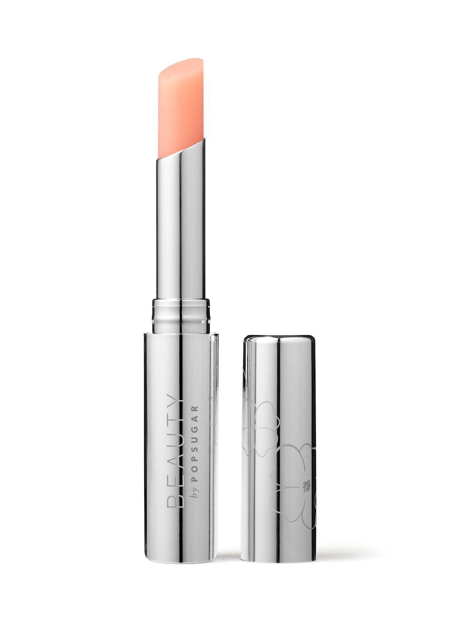 <p>This yummy <span>Beauty by POPSUGAR Lip Bloom</span> ($20) is as unique as you are - it changes color depending on your pH! Packed with vitamin E and sunflower and jojoba seed oils, this balm also gives you soft lips in addition to a personalized hue.</p>