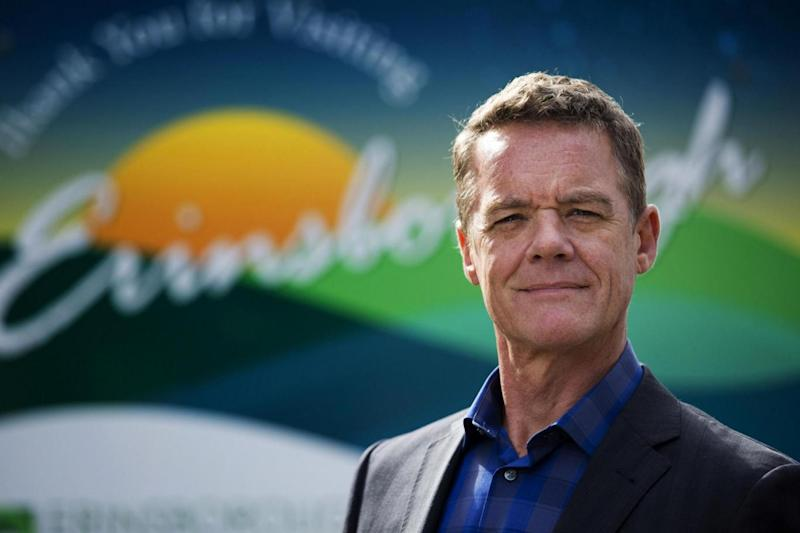 Neighbours actor Stefan Dennis, known for the role of Paul Robinson (PA)