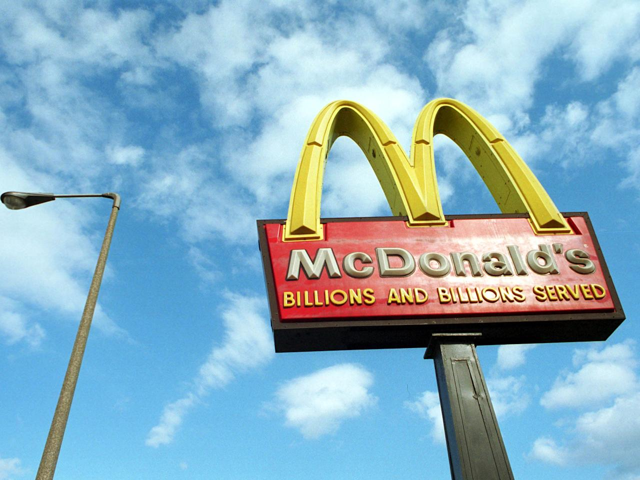 94-year-old woman celebrates more than four decades working at McDonald's - and eats the food every shift