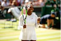 <p><strong>'Every woman's success should be an inspiration to another. We're strongest when we cheer each other on.'</strong></p><p>Said by the 23-Grand Slam champion in 2018.</p>