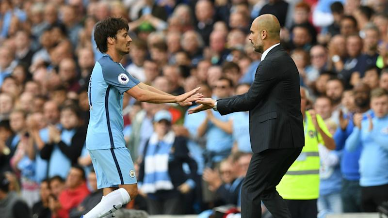 Silva sees Man City progress under Guardiola in trophyless campaign