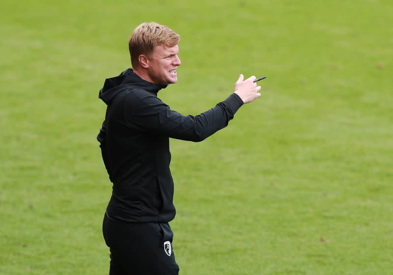 Howe urges Bournemouth to keep believing despite defeat