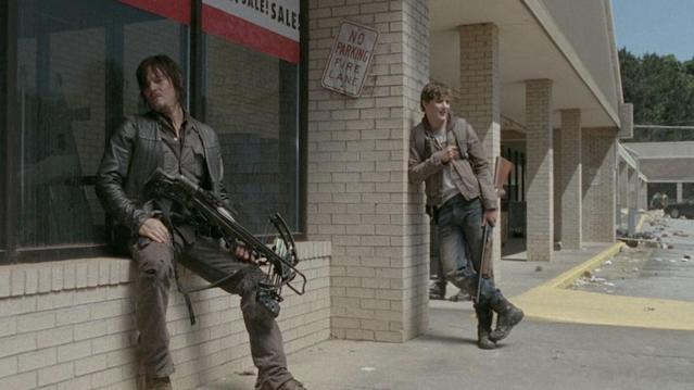 """<p>From Season 4, """"30 Days Without an Accident"""" episode <br><br>(Photo: AMC) </p>"""