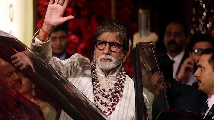Bachchan has won multiple awards since rising to prominence in the 1970s