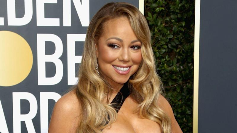 Mariah Carey Freaks Out After 'Huge' Shark Approaches Her Yacht