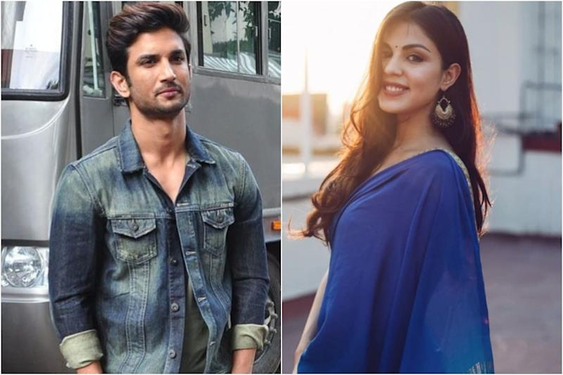 Sushant Case: Rhea Chakraborty Arrives at DRDO Guest House for Questioning After CBI Summon