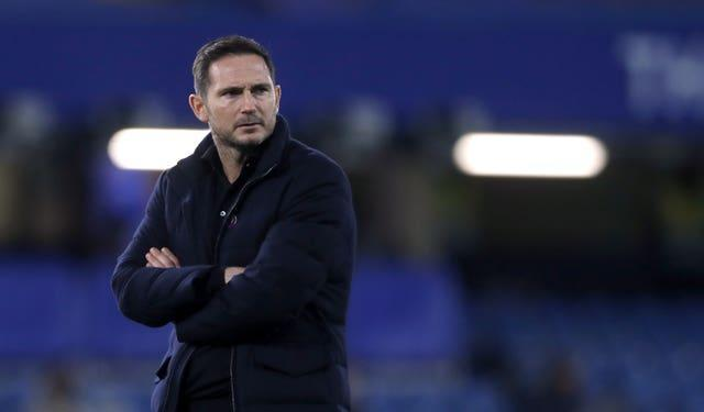Frank Lampard won only two of his final eight Premier League games as Chelsea boss before being sacked on January 25