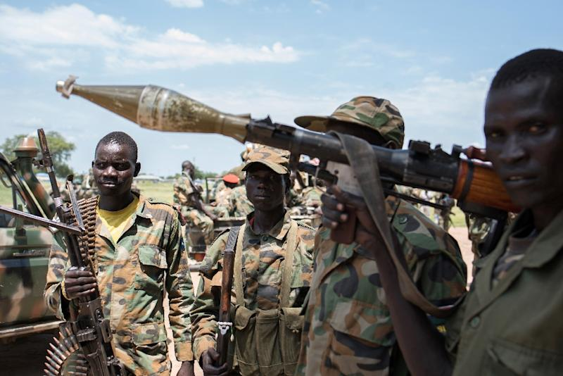 South Sudan descended into violence more than three years ago after a power struggle between Machar and President Salva Kiir