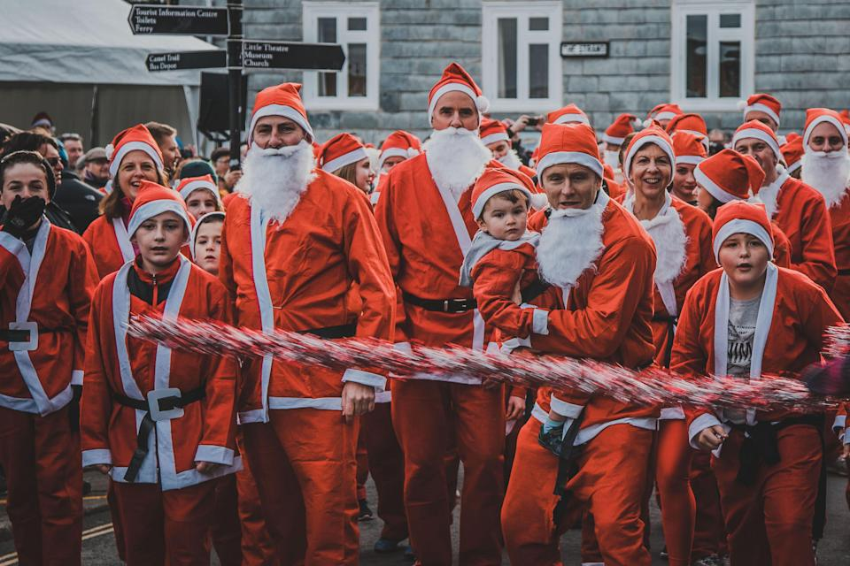 Name a greater way to burn off one too many mince pies this Christmas [Photo: Adam Sargent]