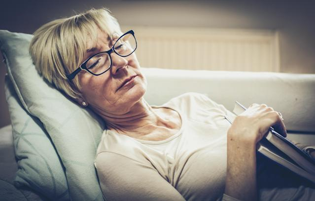 Excessive napping could be a warning sign for Alzheimer's disease. [Photo: Getty]