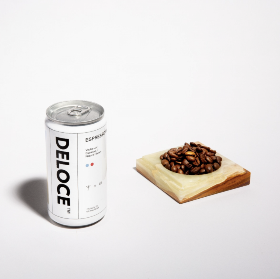 """<p>drinkdeloce.com</p><p><strong>$59.99</strong></p><p><a href=""""https://shop.drinkdeloce.com/espresso-martini-12-pack.html"""" rel=""""nofollow noopener"""" target=""""_blank"""" data-ylk=""""slk:BUY IT HERE"""" class=""""link rapid-noclick-resp"""">BUY IT HERE</a></p><p>Created in partnership with the USGA to commemorate the 121st U.S. Open at Torrey Pines this summer, this bottle offers smooth drinking coupled with a cool limited-edition gift. Raise a glass to this excellent blended scotch whisky that's best enjoyed on the rocks (and alongside your dad).</p>"""