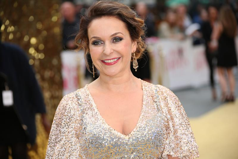 Julia Sawalha accuses sister Nadia of destroying their family