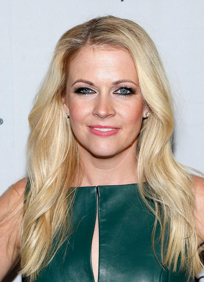 """<p>The <em><a href=""""https://www.amazon.com/Sabrina-Teenage-Witch-Season-1/dp/B00AWMGNNO"""" target=""""_blank"""">Sabrina the Teenage Witch</a> </em>actress is openly Republican, and has said that she finds it easier to be open about her politics now than she did in the past. """"These days I'm pretty much surrounded by Republicans at work,"""" <a href=""""https://www.foxnews.com/entertainment/melissa-joan-hart-these-days-there-are-more-republicans-in-hollywood"""" target=""""_blank"""">she told FOX News</a>. """"It's made it a little easier but I love talking to my Democrat friends about how they see things.""""</p>"""