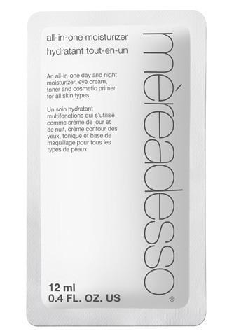 """<p>As the fall temperatures begin to drop you're going to want to up your moisturizing game. Through these travel packs into your purse or gym bag for an instant boost of 16 botanical extracts, eight minerals and enzymes and 20 antioxidants. <i>($28 <a rel=""""nofollow noopener"""" href=""""http://shop1.mereadesso.com/collections/frontpage/products/all-in-one-moisturizer-travel-size"""" target=""""_blank"""" data-ylk=""""slk:at Mèreadesso"""" class=""""link rapid-noclick-resp"""">at Mèreadesso</a>)</i></p>"""