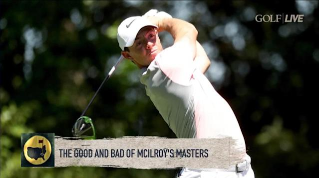 Breaking down Rory McIlroy's 2017 Masters