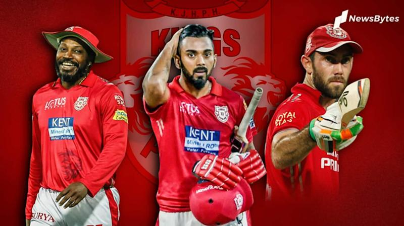 #NewsBytesExplainer: Reasons why KXIP could win maiden IPL title