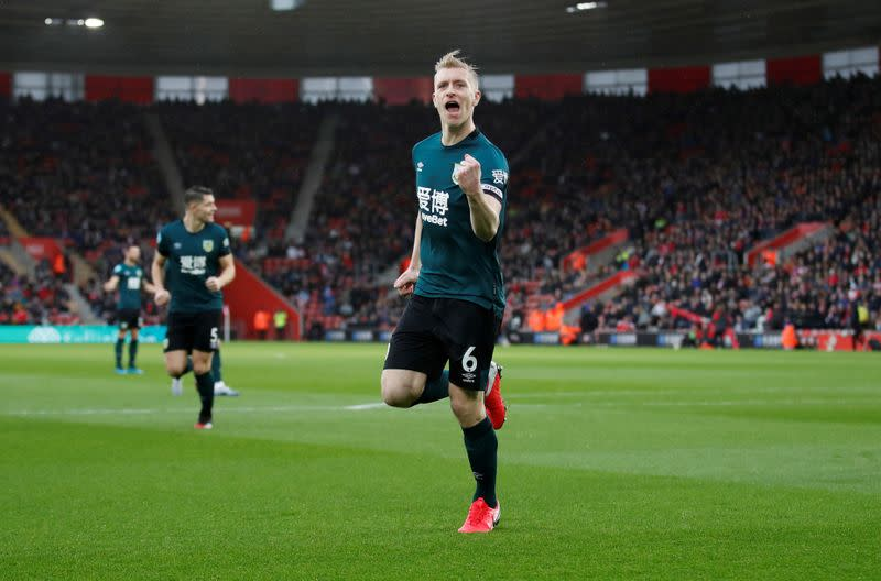 Footballers made out to be villains, says Burnley's Mee
