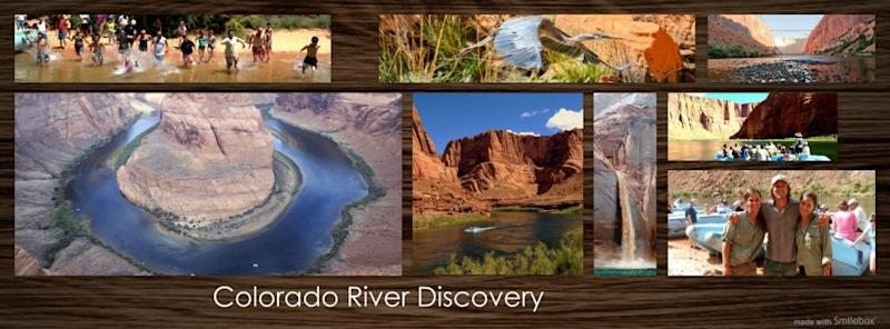 Colorado River Discovery >> Grand Canyon Rafting Company Colorado River Discovery Announces