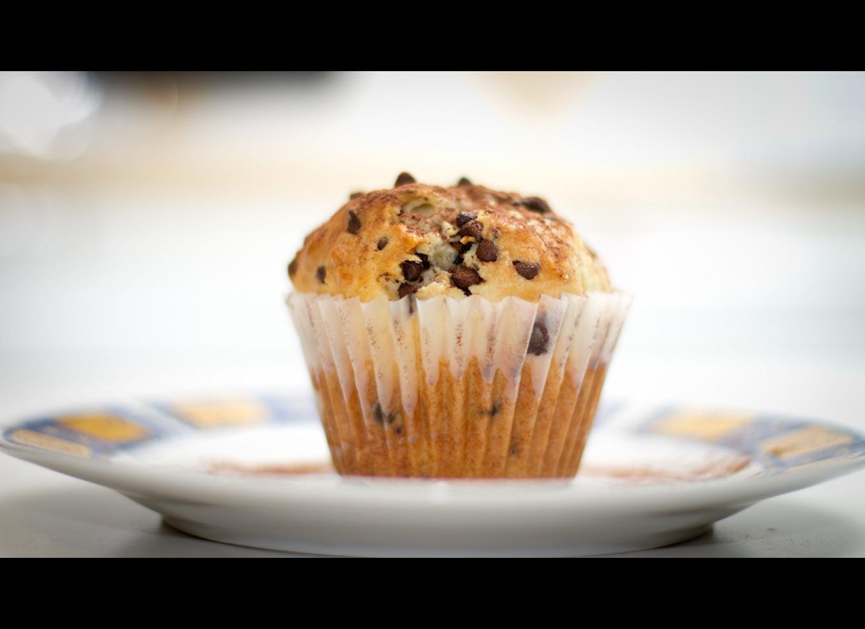 At the height of the Beijing Olympics, reporters pounced on the Chinese food industry after <span>athletes found paperclips in muffins served them at an official function</span>. The story's most surprising revelation may just be that Olympic athletes eat muffins.