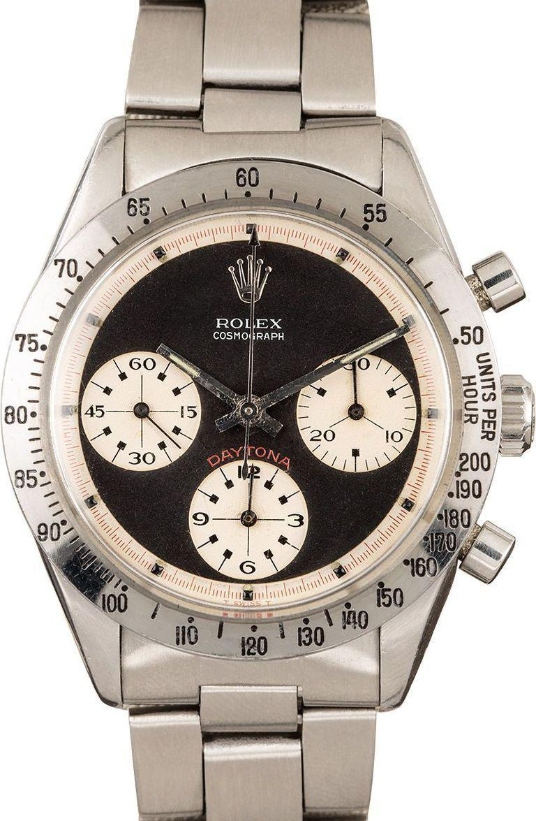 "<p>Quite possibly the most famous vintage watch model in the world after the <a href=""https://www.esquire.com/style/mens-accessories/a13102960/paul-newman-rolex-daytona-most-expensive-watch-auction/"" rel=""nofollow noopener"" target=""_blank"" data-ylk=""slk:record-setting auction"" class=""link rapid-noclick-resp"">record-setting auction</a> of the actual Paul Newman's ""Paul Newman"" Daytona in 2017.</p>"