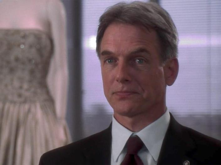 mark harmon on the west wing