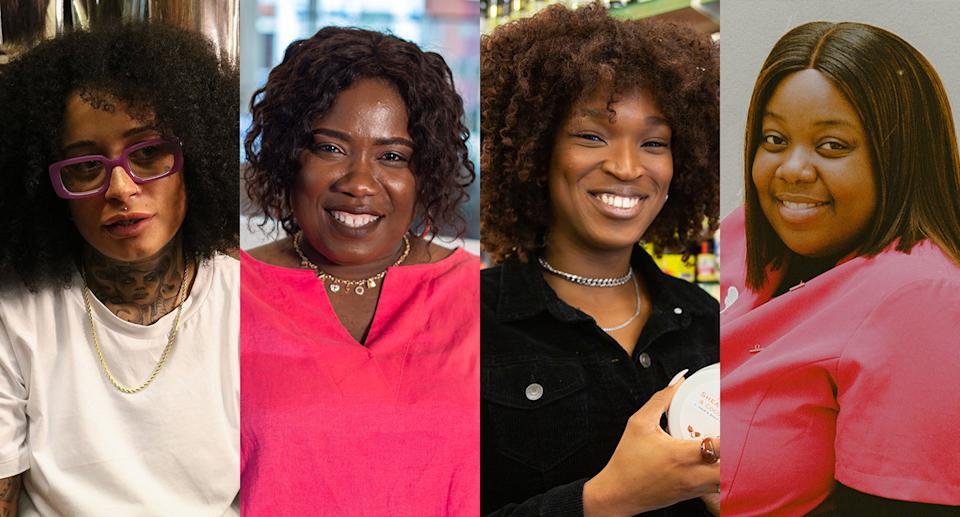 Yahoo UK and Black Ballad mark Black History Month with a four-part series sharing beauty experiences of four Black women in the UK. (Black Ballad)