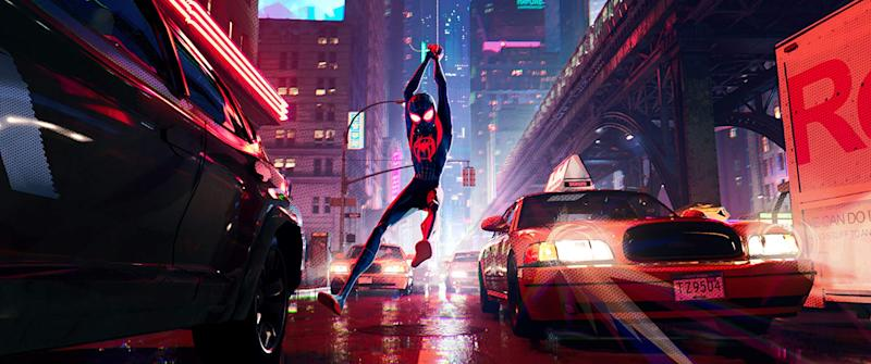 Spider-Man: Into The Spider-Verse 2 confirmed