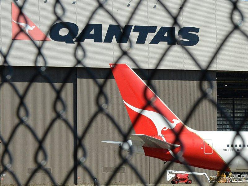 TWU accused of anti-Qantas campaign
