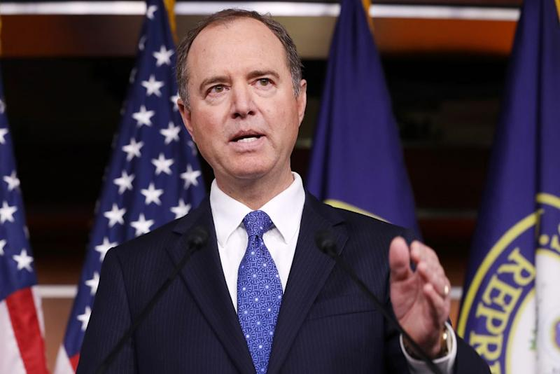 Rep. Adam Schiff | Chip Somodevilla/Getty