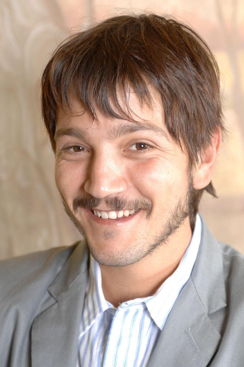 <p>This Mexican actor has never been afraid to add a little gravitas to his appearance with a comely mustache — in fact, he rarely appears onscreen without one. </p>