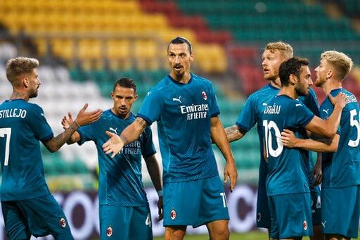 MATCHDAY: Bayern-Sevilla In Super Cup; Milan Plays In Europa